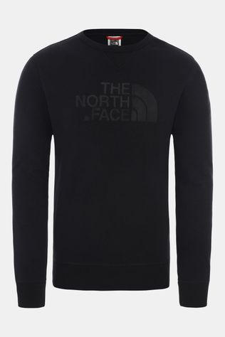 The North Face Drew Peak Crew Light Trui Zwart