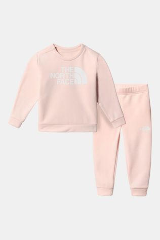 The North Face Surgent Crew-set Peuters Middenroze