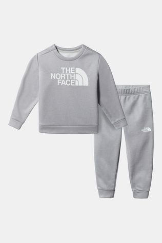 The North Face Surgent Crew-set Peuters Lichtgrijs