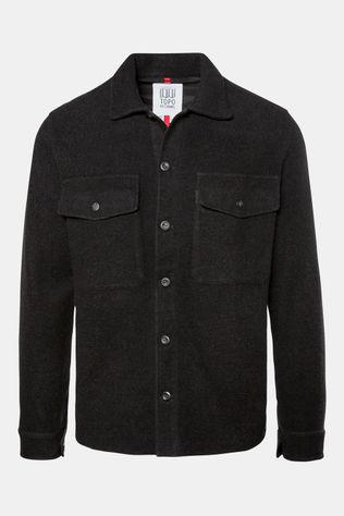 Topo Designs Wool Shirt Zwart