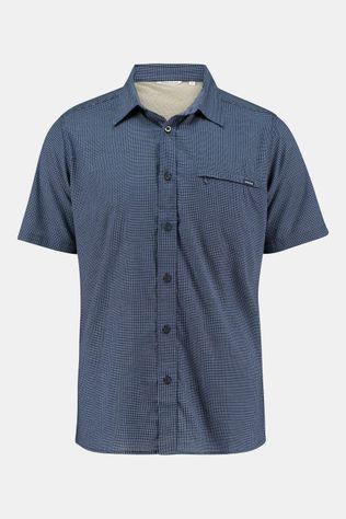 Ayacucho Hiker II Stretch SS AM Shirt Donkerblauw