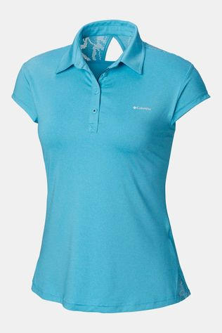 Peak to Point  Novelty Polo Dames