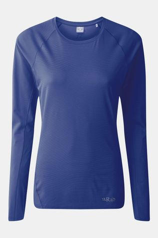 Rab Force LS Dames Shirt Donkerblauw