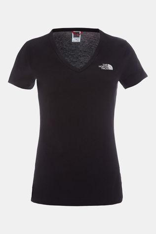 The North Face Simple Dome T-shirt Dames Zwart