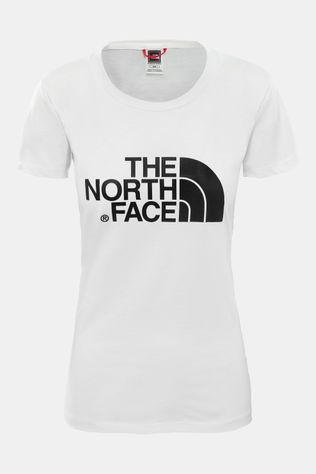 The North Face Easy T-Shirt Dames Wit/Uitzonderingen