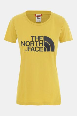 The North Face Easy T-Shirt Dames Middengeel