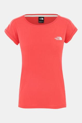The North Face Tanken Shirt Dames Zalmroze/Wit