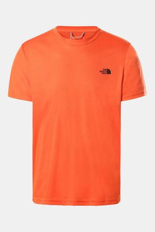 The North Face Reaxion Ampere Crew Shirt Oranje/Koper