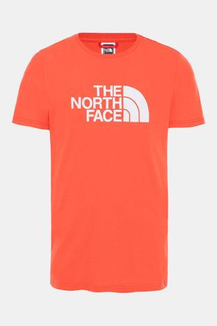 The North Face Easy Tee T-shirt Lichtrood