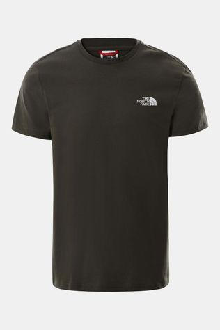 The North Face Simple Dome SS Shirt Taupe