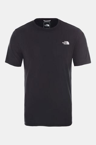 The North Face Train N Logo-T-shirt Korte Mouw Heren Zwart