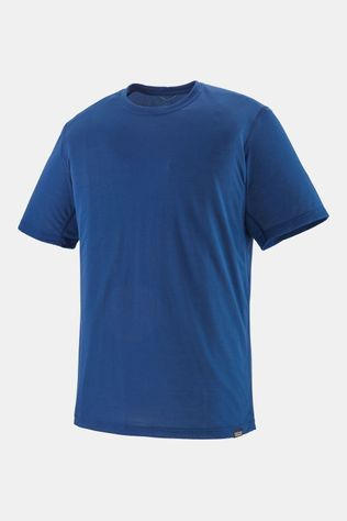 Patagonia Cap Cool Trail Shirt Blauw