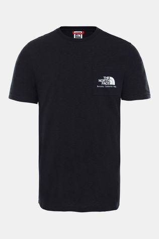 The North Face Berkeley California Shirt met Zakje Zwart