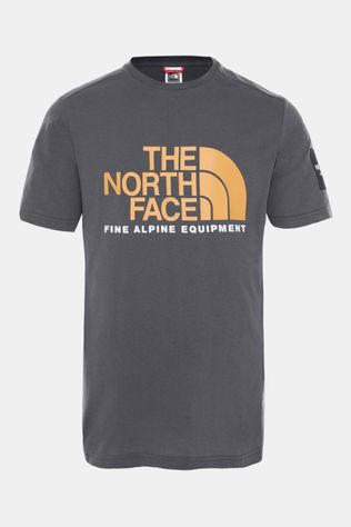 The North Face Fine Alpine 2 Shirt Donkergrijs