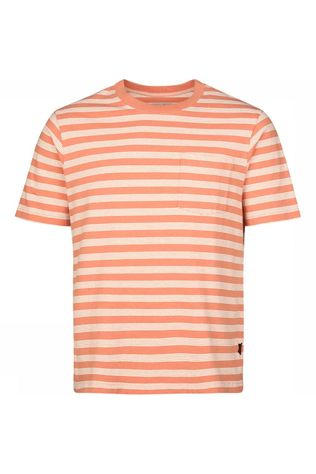 Patagonia Organic Cotton Pocket Tee  Koper/Ecru