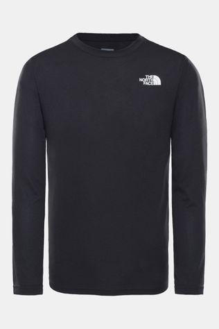 The North Face Reaxion L/S Top Junior Zwart/Wit