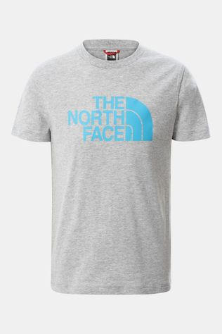 The North Face Easy Tee Shirt Junior Lichtgrijs