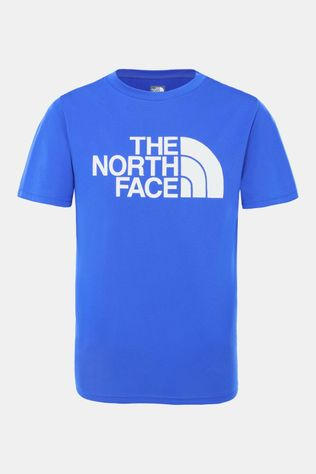 The North Face S/S Reaxion 2.0 Shirt Junior Koningsblauw