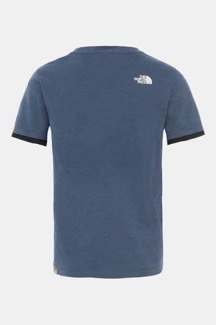 The North Face Rafika T-shirt Junior Indigo Blauw