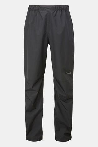 Rab Downpour Eco Regenbroek Regular Zwart