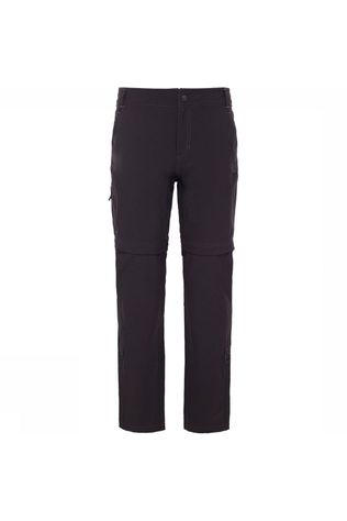 The North Face Exploration Convertible Long Broek Dames Zwart