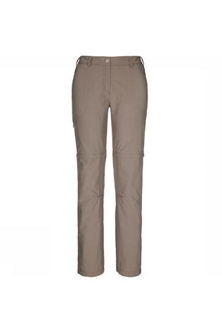 Schöffel Santa FE Zip Off Short Broek Taupe