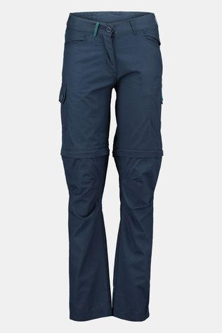 Ayacucho Camps Bay Zip Off Broek Dames Marineblauw