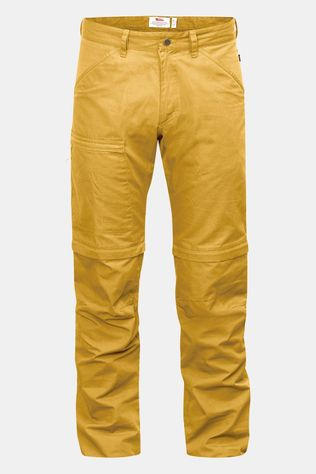 Fjällräven High Coast Zip-Off Broek Middengeel