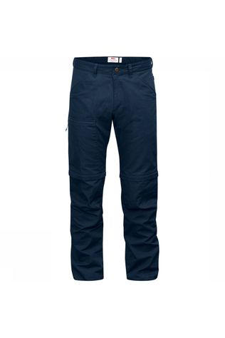 Fjällräven High Coast Zip-Off Broek Marineblauw