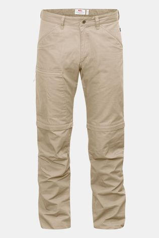 Fjällräven High Coast Zip-Off Broek Lichtbruin
