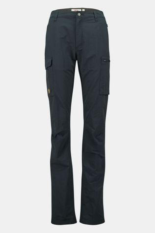 Fjällräven Travellers MT Broek Regular Lang Dames Donkerblauw