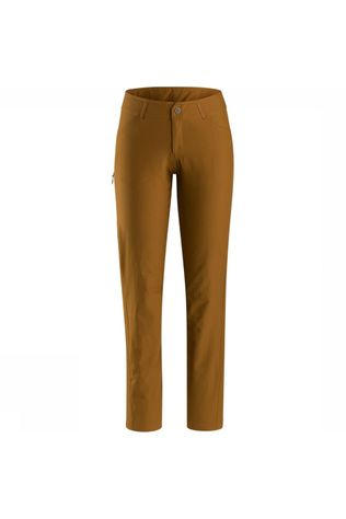 Arc'teryx Creston Broek Dames Middenbruin
