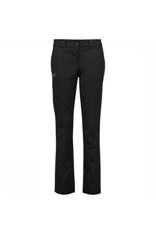 Jack Wolfskin Chilly Track XT Regular Softshell Broek Dames Zwart