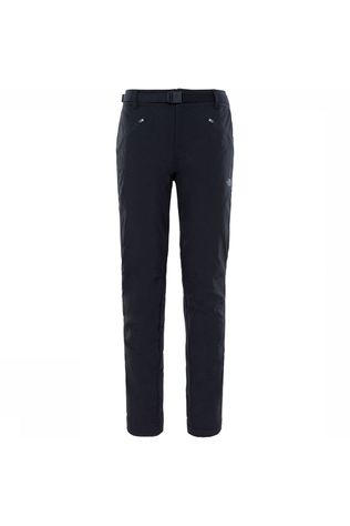 The North Face Exploration Ins Pant Long Broek Dames Zwart