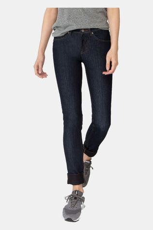 Duer All Weather Jeans Dames Donkerblauw