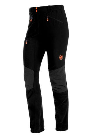 Mammut Eisfeld Advanced SO Broek Dames Zwart