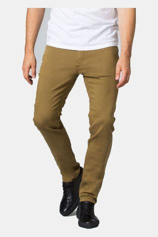 Duer No Sweat Broek Slim Fit Brons