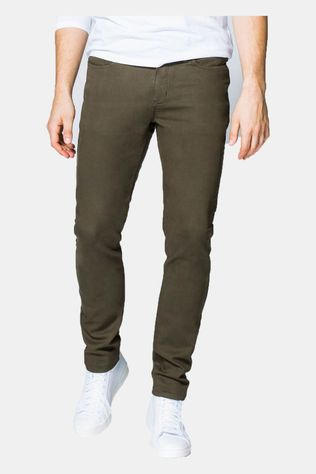 Duer No Sweat Broek Slim Fit Donkerkaki