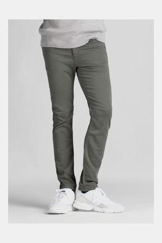 Duer No Sweat Broek Slim Fit Middengrijs