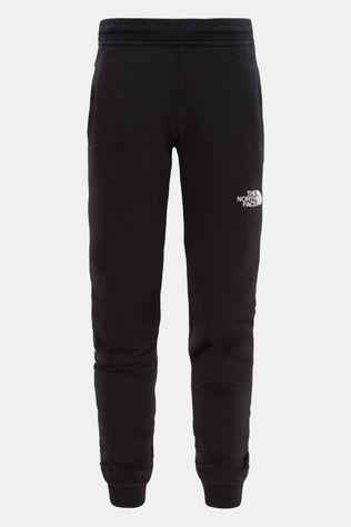 The North Face Fleece Broek Junior Zwart/Wit