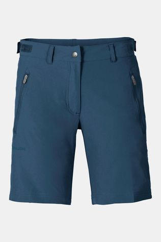 Vaude Farley Stretch Shorts Dames Donkerblauw