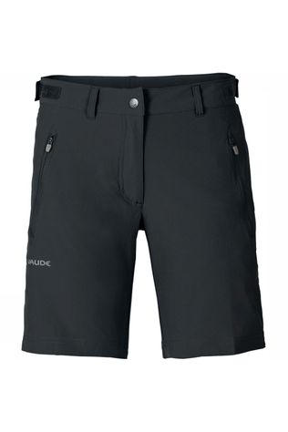 Vaude Farley Stretch Shorts Dames Zwart