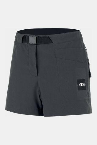Picture Organic Clothing Camba Stretch Shorts Dames Zwart