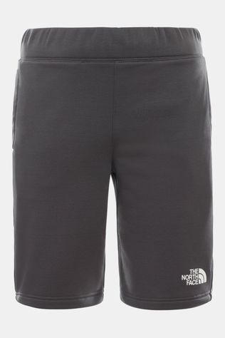 The North Face Surgent-short voor jongens Donkergrijs