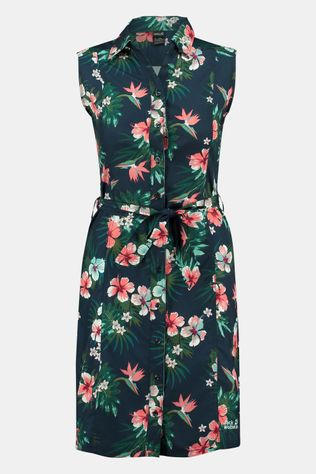 Sonora Tropical Dress Dames