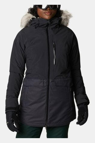 Columbia Mount Bindo Insulated Jas Dames Middengrijs