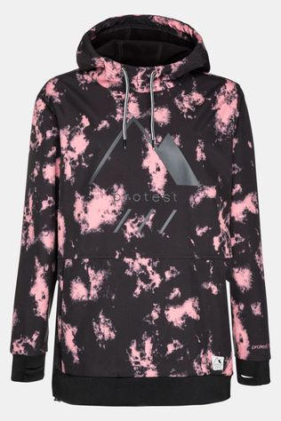Protest Faith Anorak Dames Lichtroze/Zwart