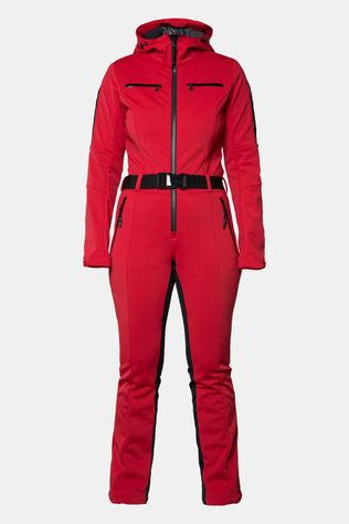 8848 Altitude Cat Suit Donkerrood/Wit
