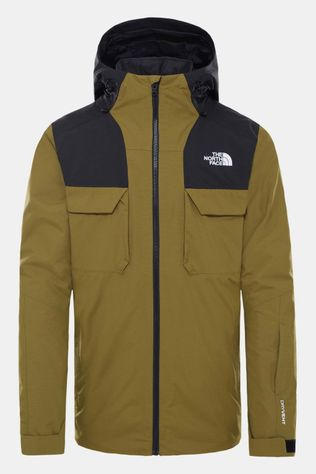 The North Face Fourbarrel Triclimate 3-in-1 Jas Groen/Zwart