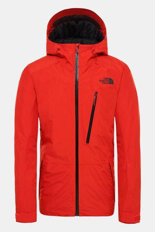 The North Face Descendit Ski-jas  Donkerrood